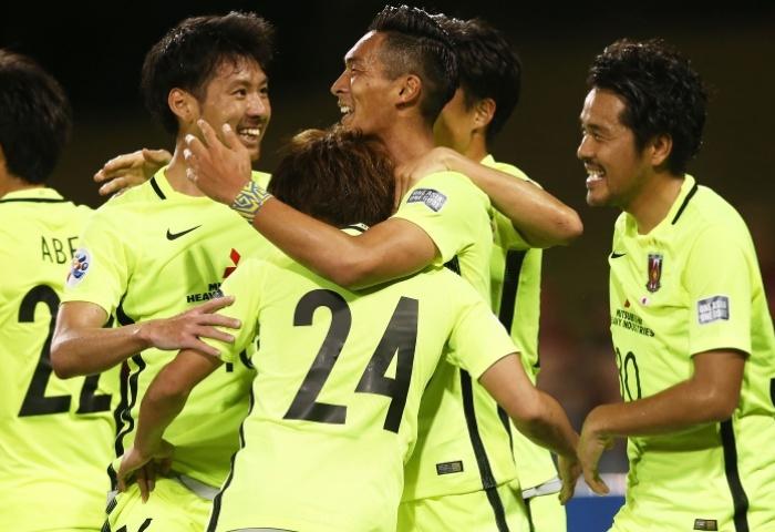 ACL2017の開幕戦で快勝した浦和レッズ