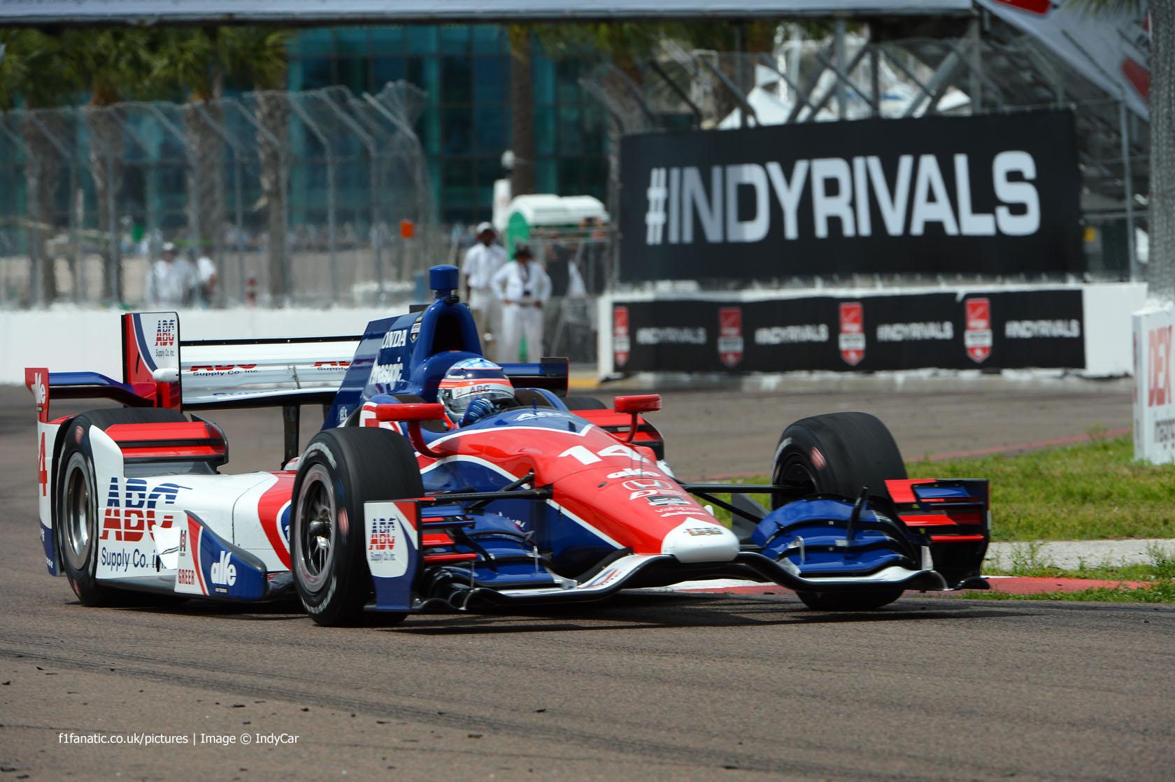 インディカー・シリーズで8年目を迎えた佐藤琢磨