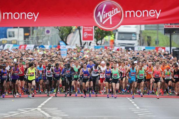 2016年ロンドンマラソン