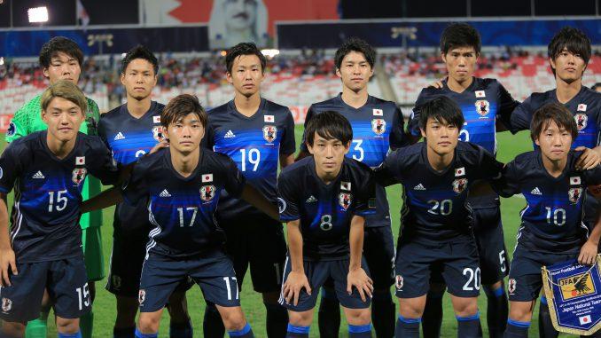 日本代表U-20
