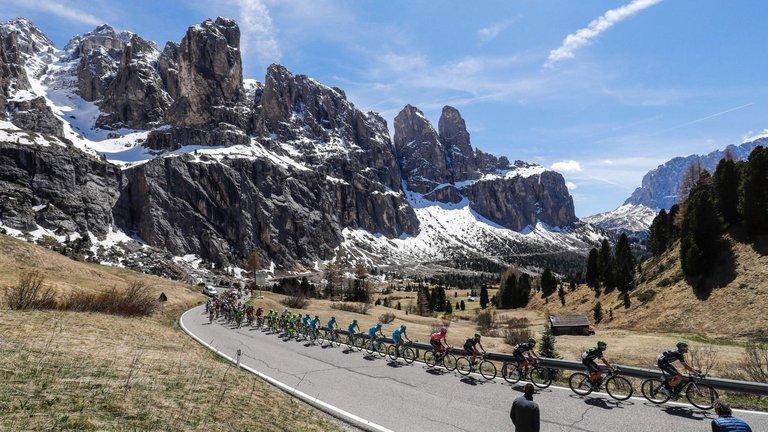 ジロ・デ・イタリア山岳コース