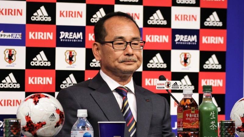 内山篤監督(日本代表U-20)