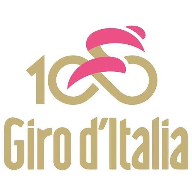 ジロ・デ・イタリア2017ロゴ