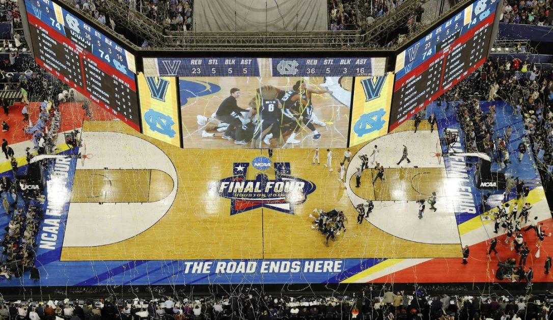 2017年NCAAトーナメント決勝戦