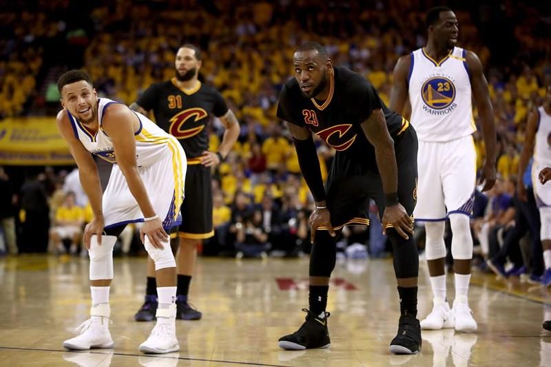 2016-17年NBAファイナル