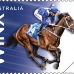 ウィンクスの切手