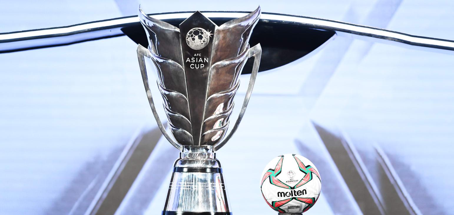 AFCアジアカップ優勝杯