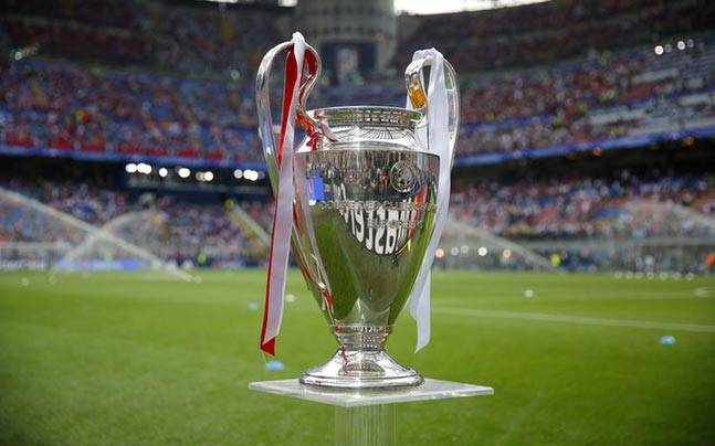 UEFAチャンピオンズリーグ優勝杯