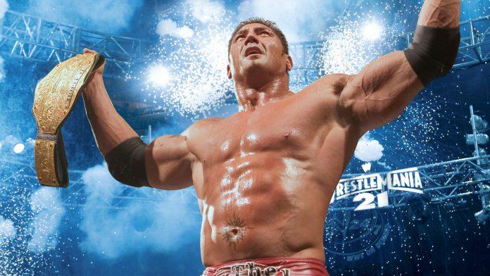 バティスタ(WWE在籍時)