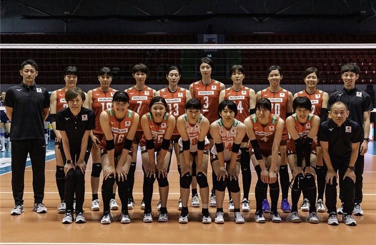 火の鳥NIPPON(日本代表女子チーム)