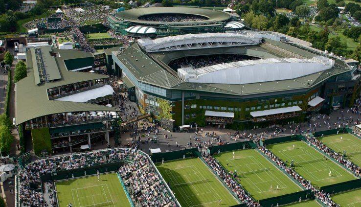 オールイングランド・ローンテニス・アンド・クローケー・クラブ(大会会場)