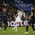 レアルマドリード対PSG