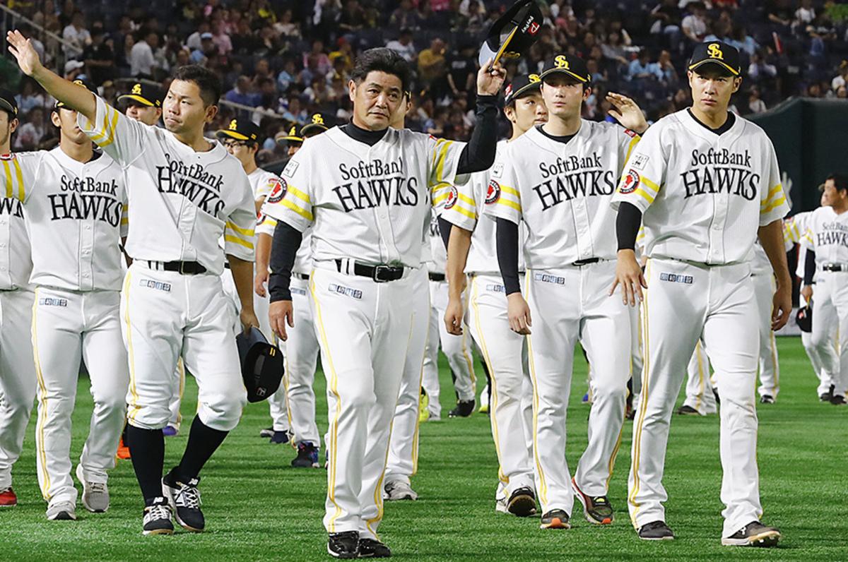 福岡ソフトバンクホークス(クライマックスシリーズ優勝セレモニー)