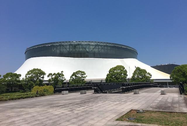 パークドーム熊本(メイン会場)