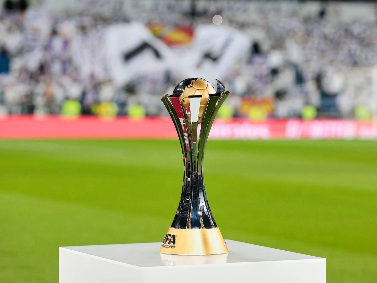 FIFAクラブワールドカップトロフィー