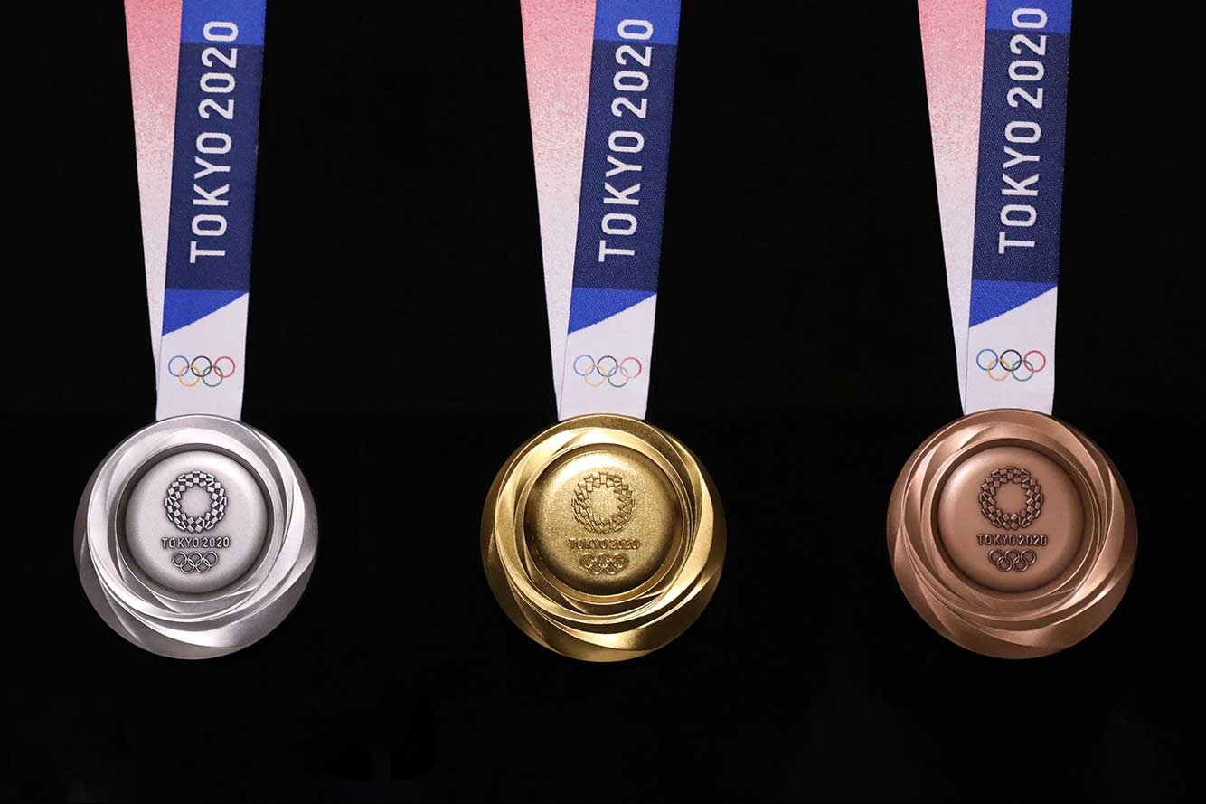 東京五輪メダル