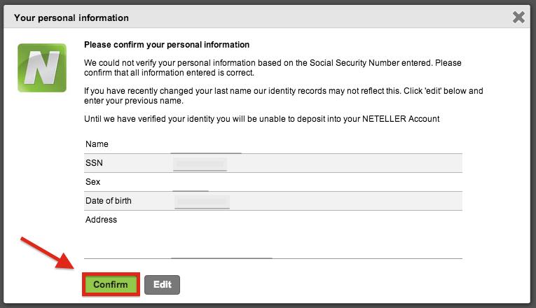 NETELLER Registration USA Residents