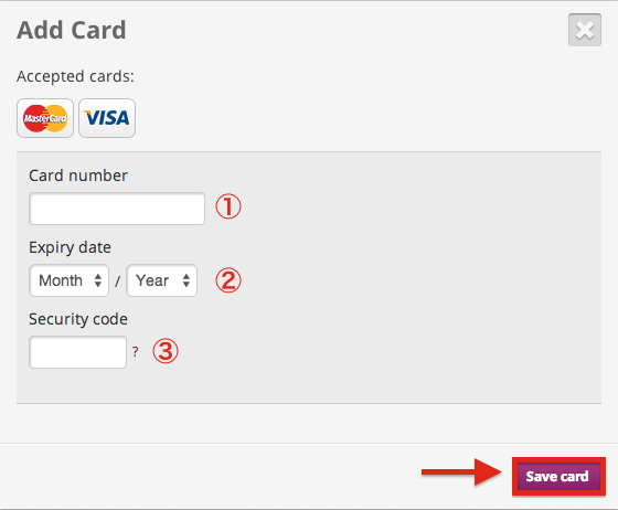 Skrill Add a Credit or Debit Card USA Resident