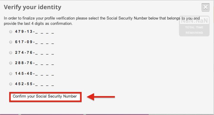 Skrill Verify Your Identity