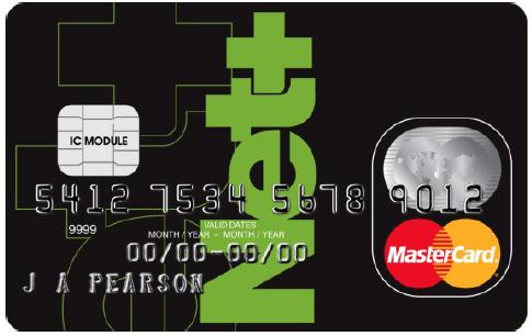 NETELLER Net+ Prepaid MasterCard
