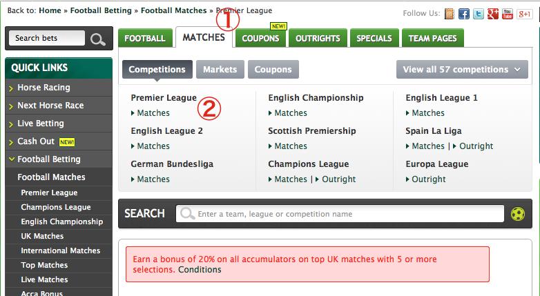 Paddy Power English Premier League