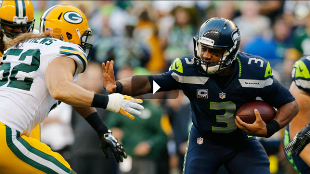 NFL Opening Game「Seattle Seahawks vs. Green Bay Packers」Highlights