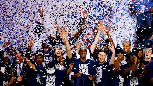 2013-14 NCAA Men's Basketball Tournament Winner: Connecticut Huskies