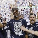 2013-14 NCAA Men's Basketball Tournament Winner - Connecticut Huskies