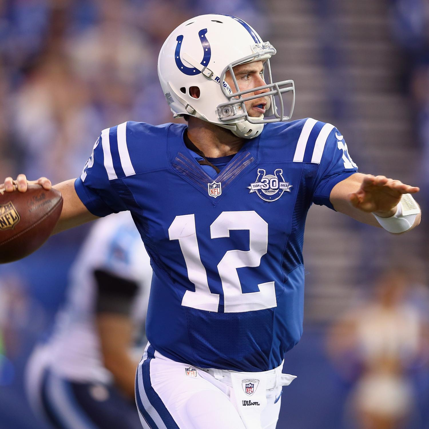Indianapolis Colts: Quarterback Andrew Luck