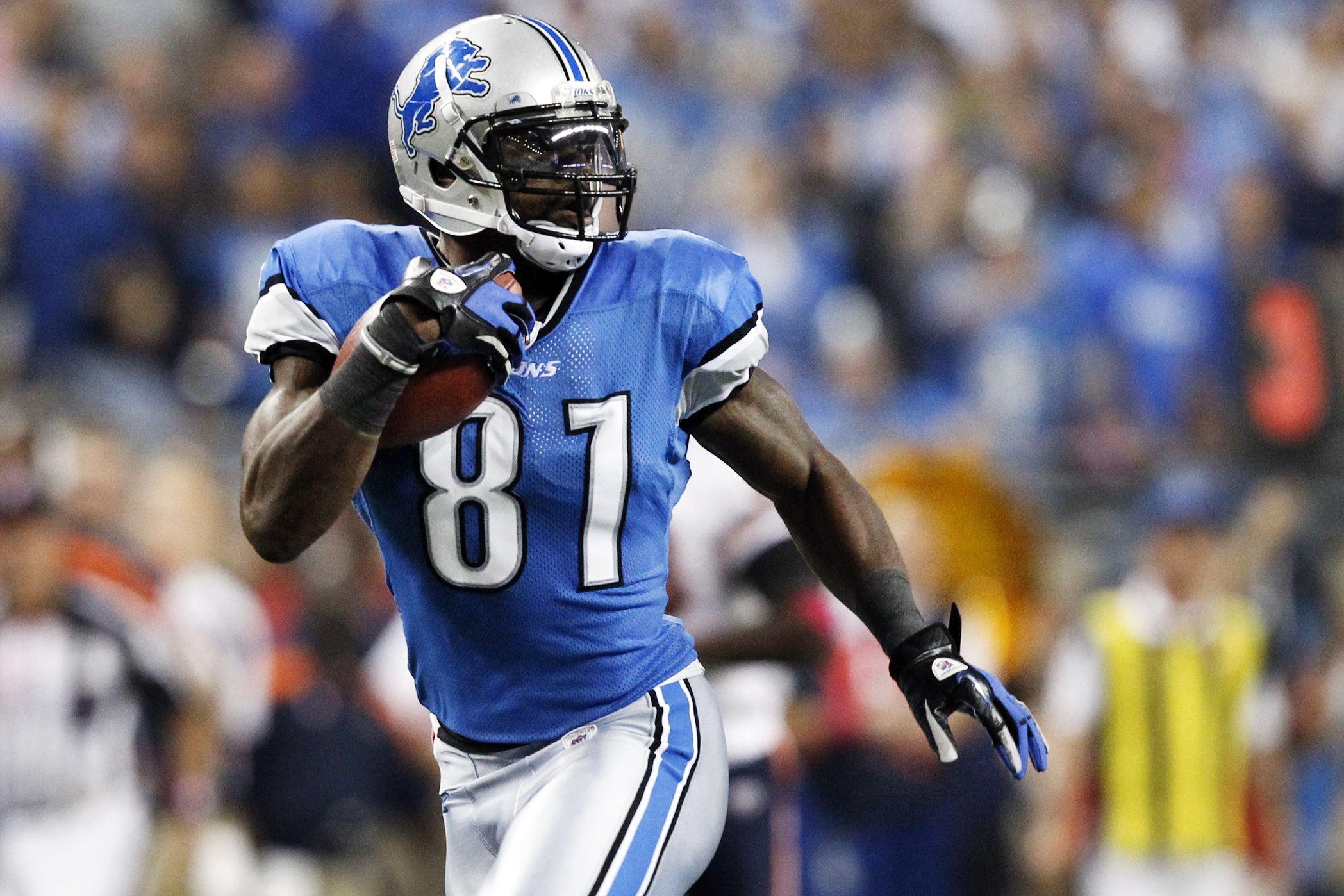 Detroit Lions: Wide Receiver Calvin Johnson