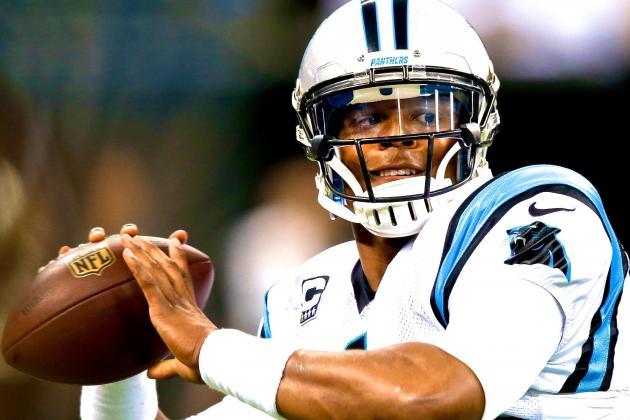 Carolina Panthers: Quarterback Cam Newton