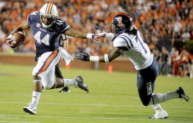 Auburn Tigers: Running Back Cameron Artis-Payne