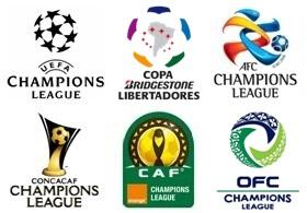 FIFA Club World Cup Participating Confederations