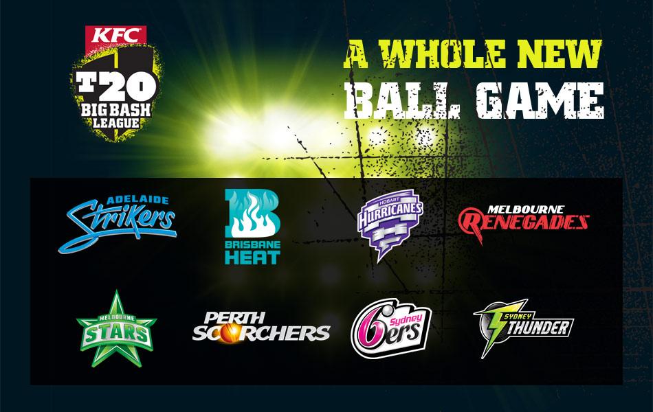 KFC Twenty20 Big Bash League