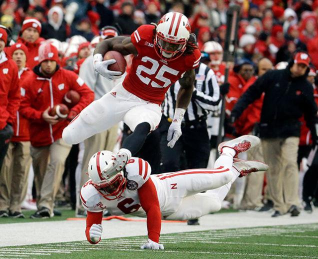 Wisconsin Badgers: Running Back Melvin Gordon