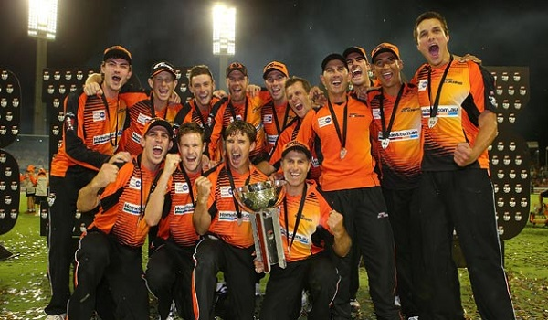 Perth Scorchers 2013-14 Big Bash League Champions