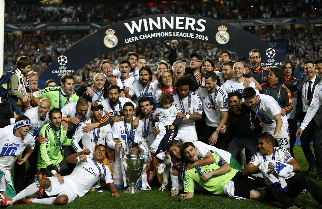 Real Madrid - 2014 UEFA Champions League Champions