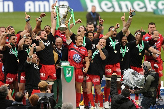 Toulon - 2013-14 European Rugby Champions