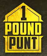 1 Pound Punt Banner
