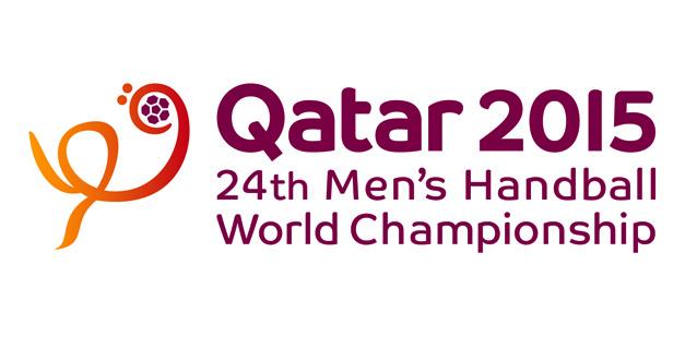 2015 Men's Handball World Championship Logo