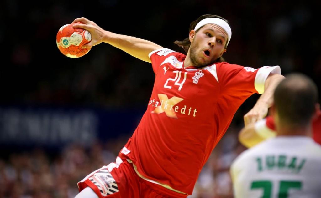 Handball Athlete: Hansen Mikkel