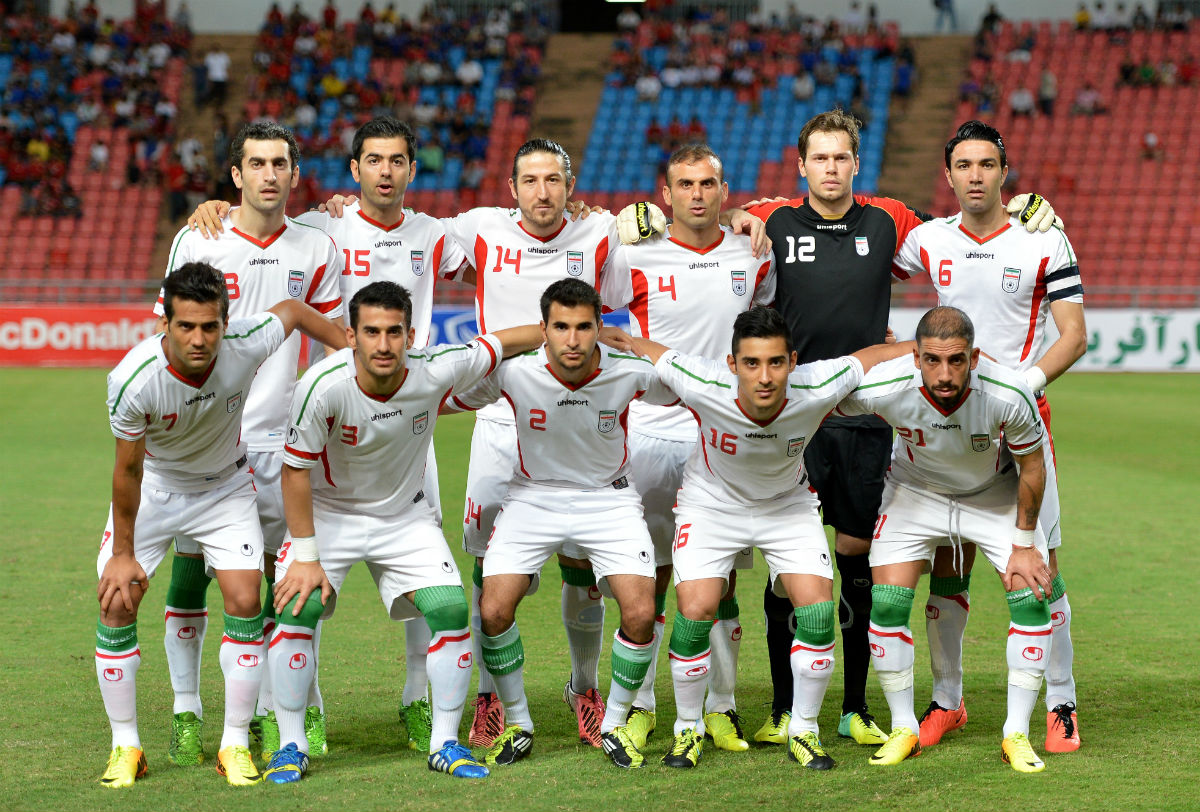Iranian National Soccer Team