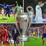 Champions League Knockout Round Showcase