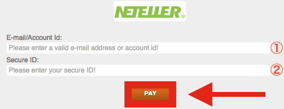 Purchase a BetOnValue Subscription Plan via Neteller