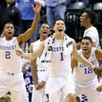 2014-15 Kentucky Wildcats Basketball Team