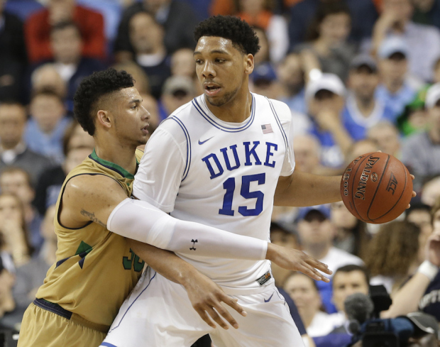 Duke Blue Devil - Jahlil Okafor