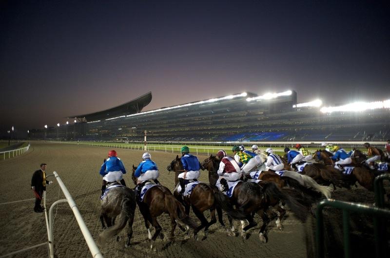 Meydan Horse Race Track