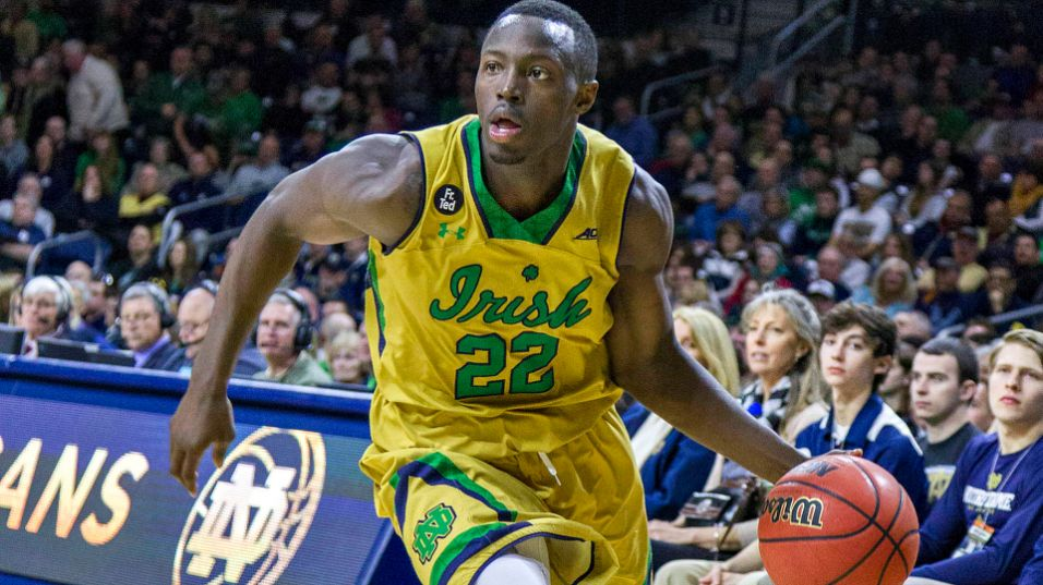 Notre Dame Fightin' Irish - Jerian Grant