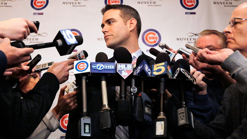 Chicago Cubs General Manager: Theo Epstein