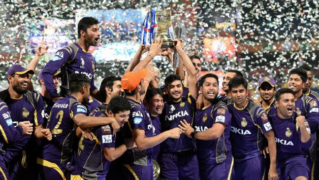 2014 Indian Premier League Winners - Kolkata Knight Riders